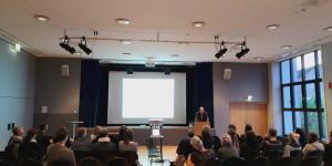 """Vortrag von Prof. Dr. Samuel Salzborn """"Die alte 'Neue Rechte' – Ideologie und Strategien der Intellektuellen Rechtsextremen"""""""