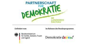 Logo Partnerschaft für Demokratie